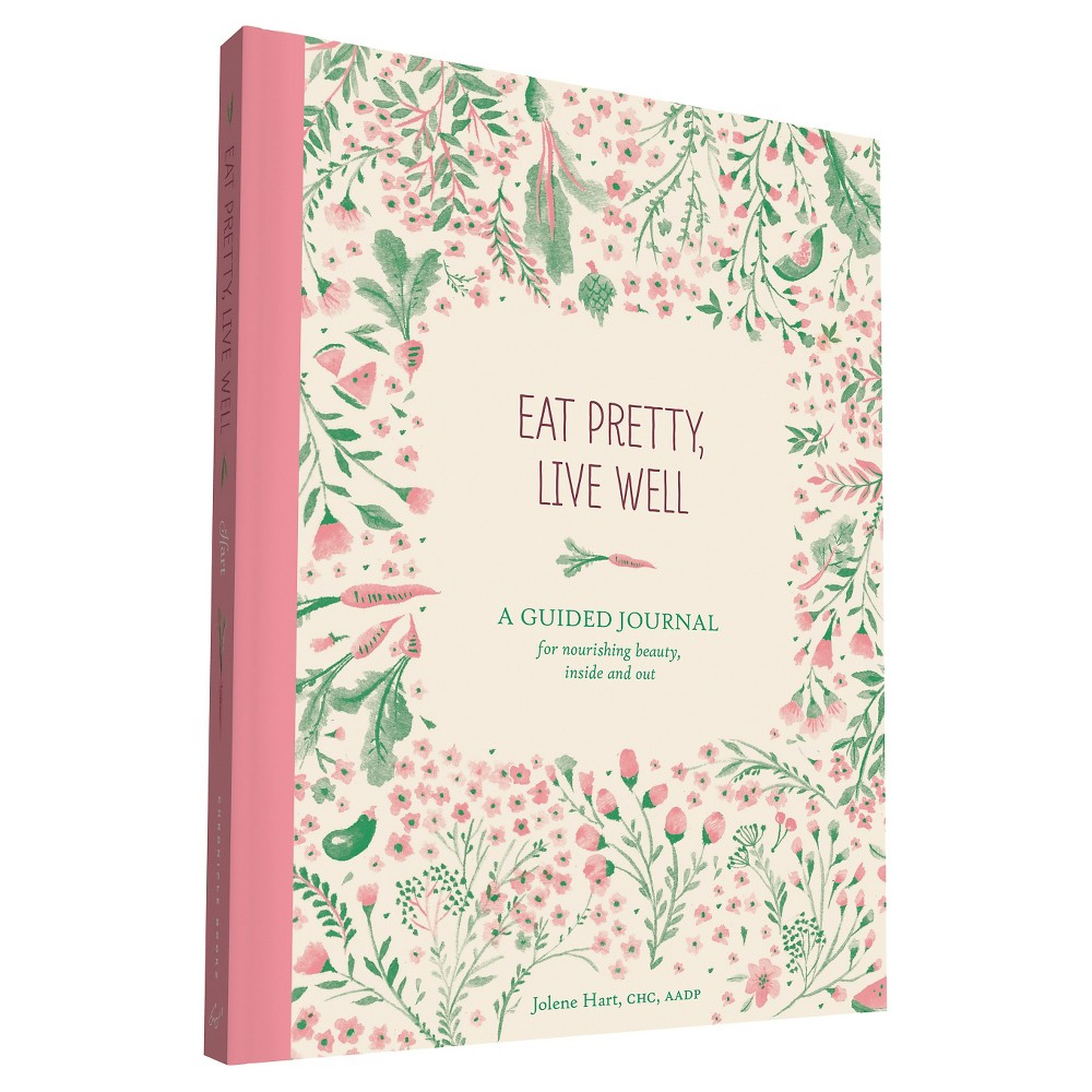 Image of Eat Pretty, Live Well Journal, Pink