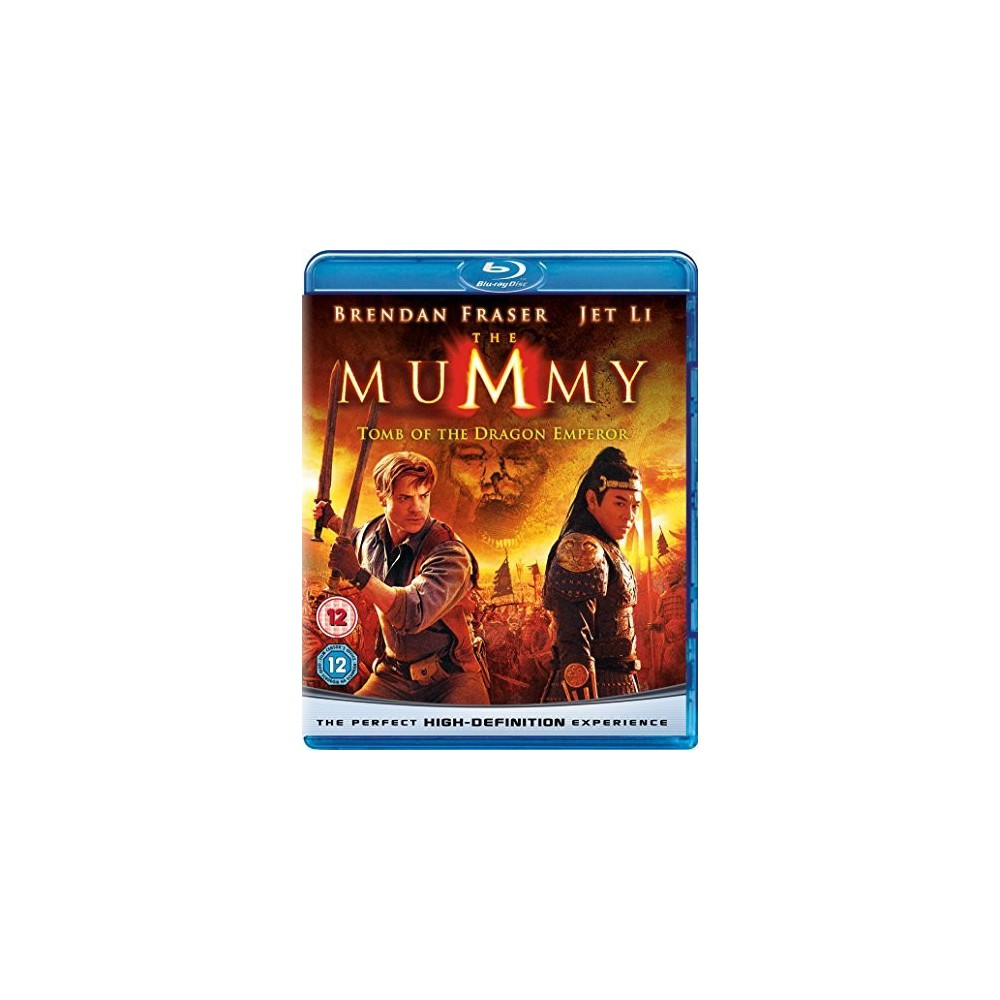 Mummy:Tomb Of The Dragon Emperor (Dvd)