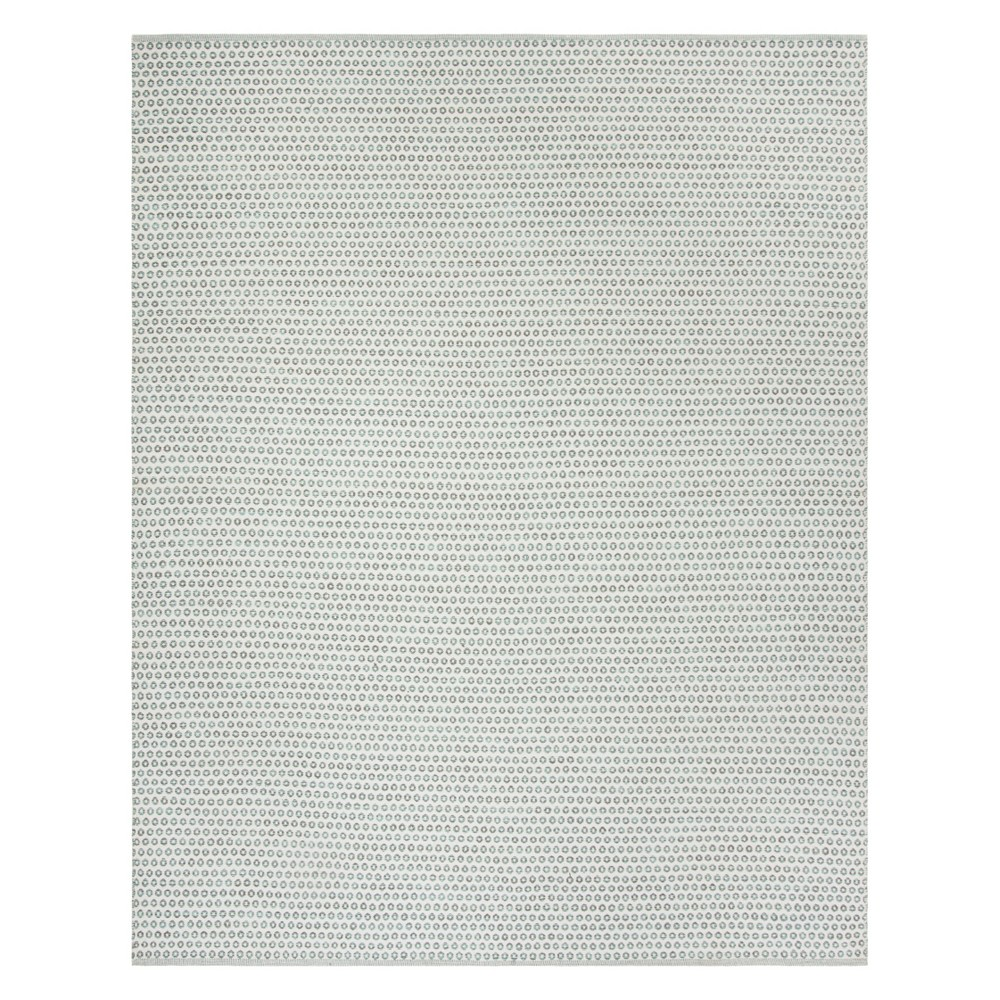 8'X10' Geometric Woven Area Rug Slate/Ivory (Grey/Ivory) - Safavieh