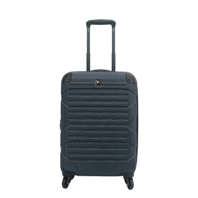 "Skyline 20"" Hardside Spinner Carry On Suitcase - Navy"