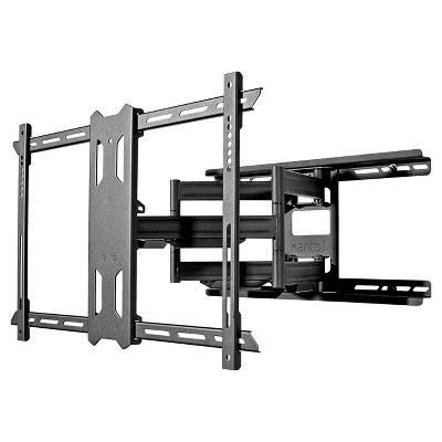 Kanto Full-Motion TV Wall Mount For 37 -75  - Black(PDX650)