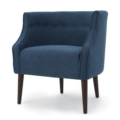 Brandi Upholstered Club Chair - Christopher Knight Home