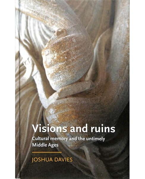Visions and Ruins : Cultural Memory and the Untimely Middle Ages -  by Joshua Davies (Hardcover) - image 1 of 1