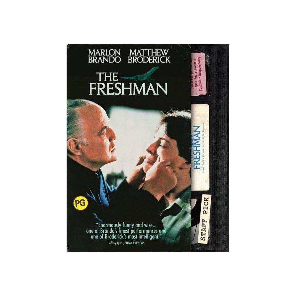 The Freshman Blu Ray 2021
