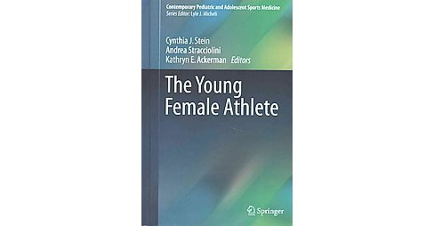 Young Female Athlete (Hardcover) - image 1 of 1