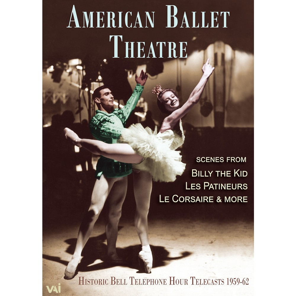 American Ballet Theatre:Historic Bell (Dvd)