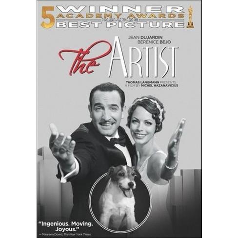 The Artist (Includes Digital Copy) (UltraViolet) (dvd_video) - image 1 of 1