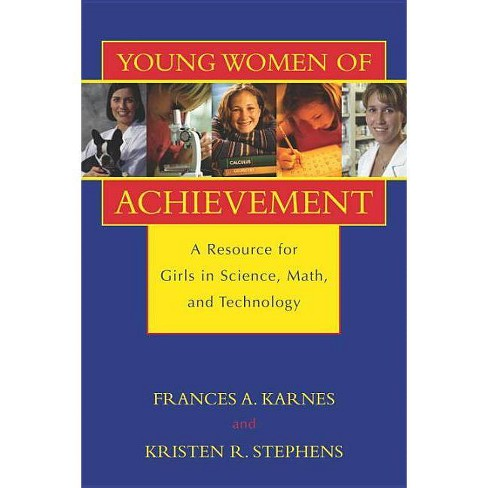 Young Women of Achievement - by  Kristen R Stephens (Paperback) - image 1 of 1