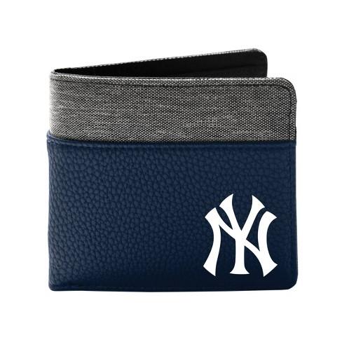 MLB New York Yankees Pebble BiFold Wallet - image 1 of 2