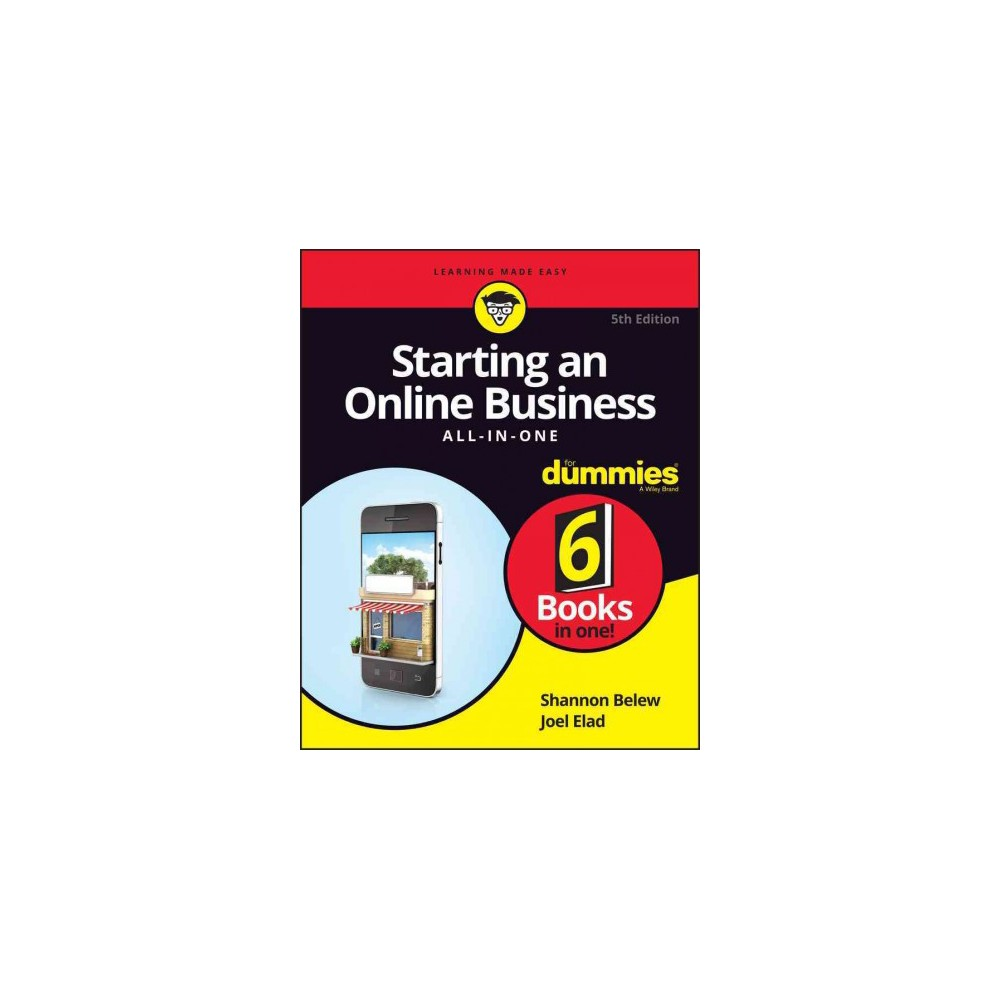 Starting an Online Business All-in-One for Dummies (Paperback) (Shannon Belew & Joel Elad)