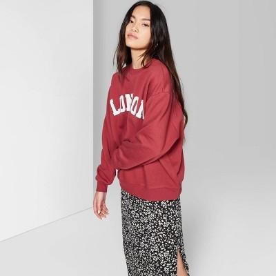 b3986a25af8e1 Juniors  Hoodies   Sweatshirts   Target
