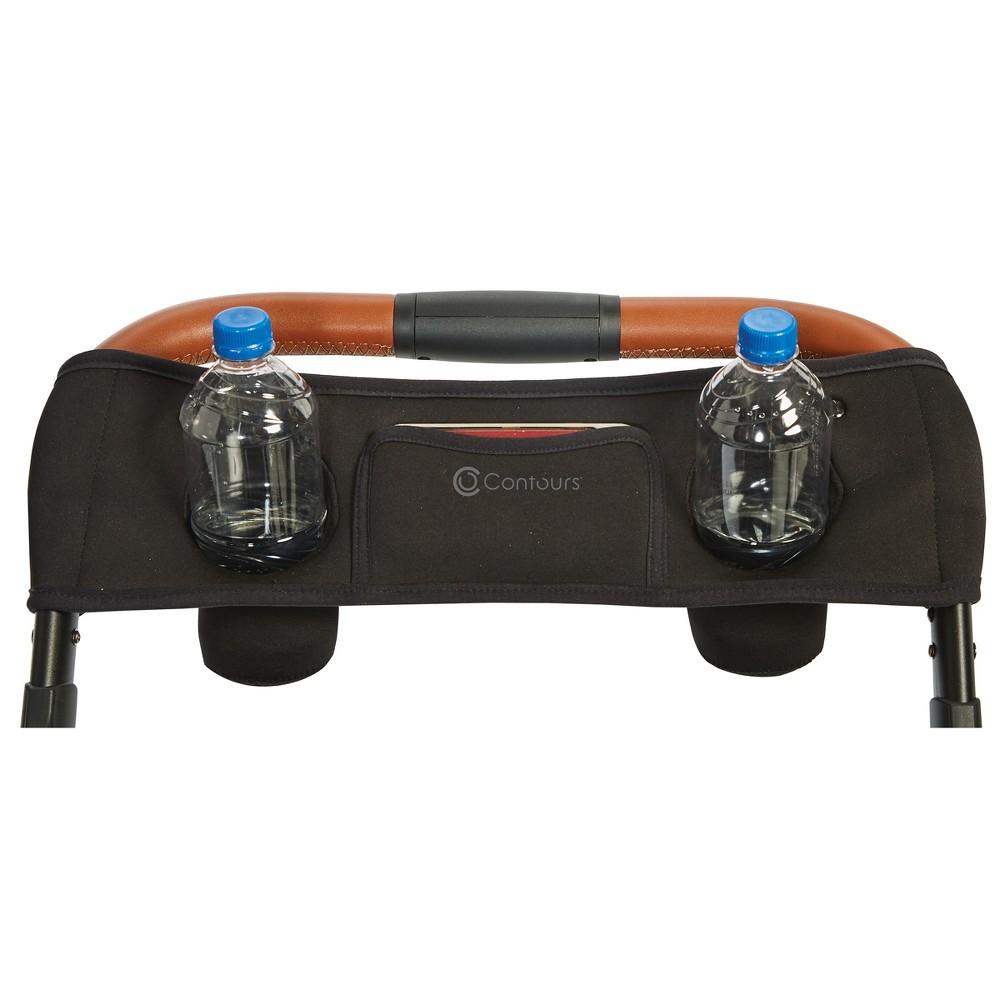 Image of Contours Parent Console Stroller Accessory - Black
