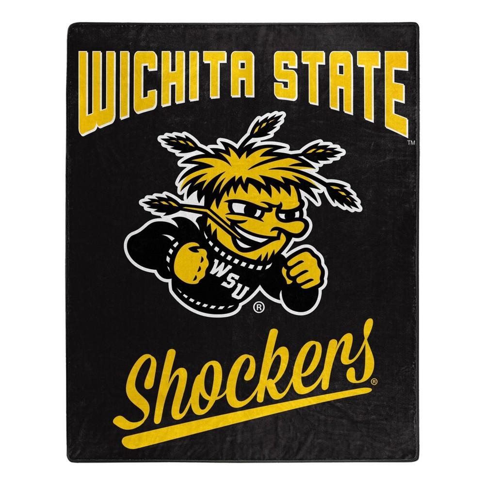 Ncaa Wichita State Shockers Throw Blankets