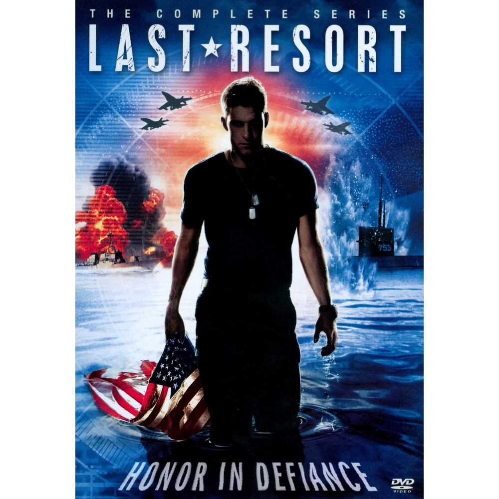 Last resort:Complete first season (Dvd)