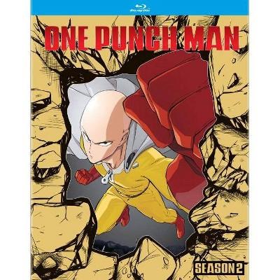 One Punch Man: Season Two (Blu-ray)(2020)
