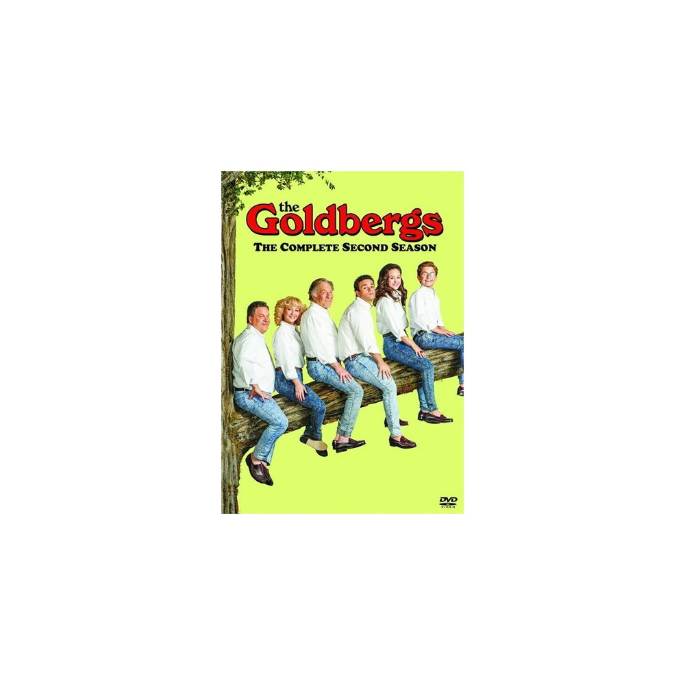The Goldbergs Season 2 Dvd