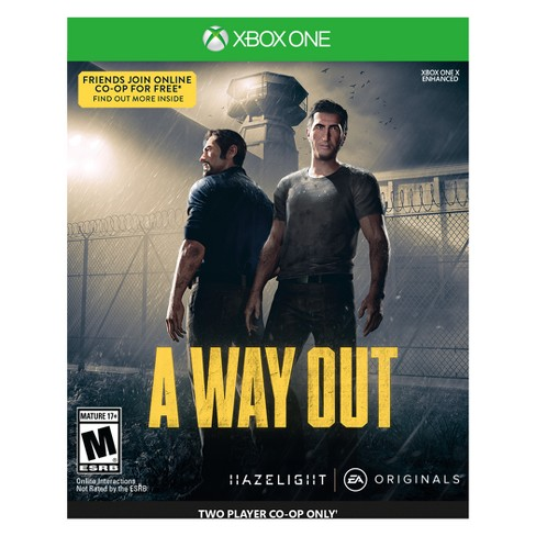 A Way Out - Xbox One - image 1 of 8
