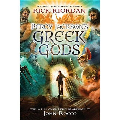Percy Jackson's Greek Gods (Paperback) by Rick Riordan