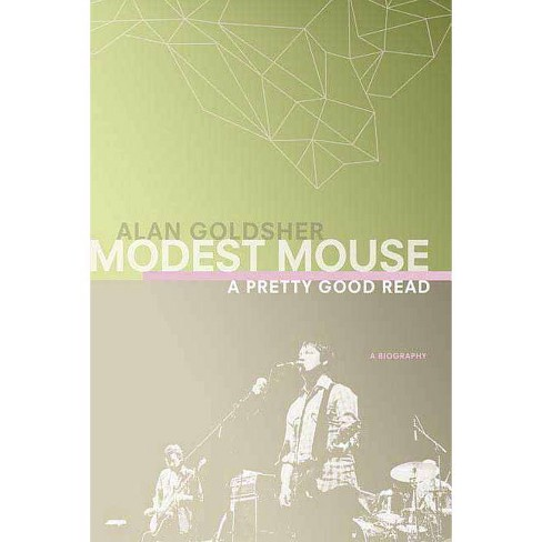 Modest Mouse - by  Alan Goldsher (Paperback) - image 1 of 1