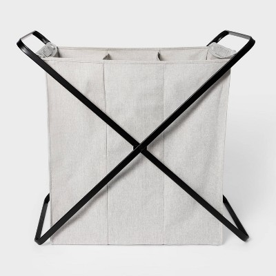 Folding X-Frame Matte Black - Made By Design™