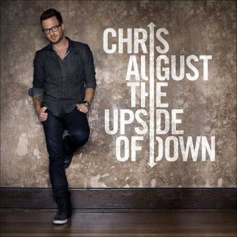 Chris august - Upside of down (CD) - image 1 of 1