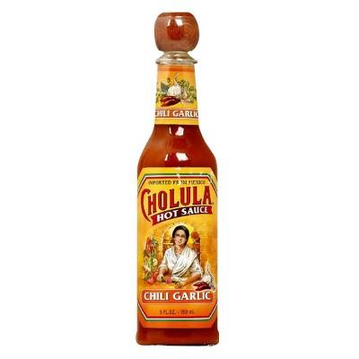 Cholula Chili Garlic Hot Sauce - 5oz