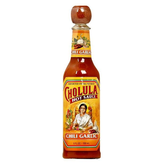 Cholula Chili Garlic Hot Sauce - 5oz - image 1 of 4