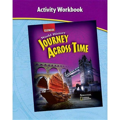 Journey Across Time Activity Workbook - (MS Wh Jat Full Survey) (Paperback) - image 1 of 1