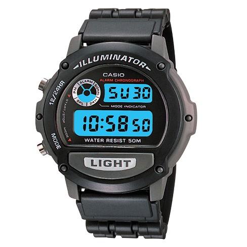 3e90cdcbbe8b Men s Casio Digital Sport Watch - Black (W87H-1V)   Target