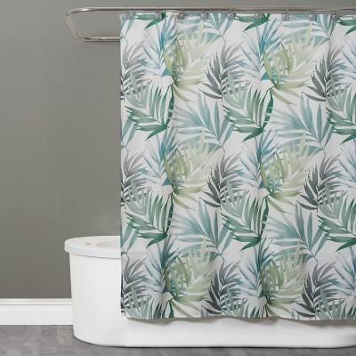 Maui Shower Curtain Multi - Colored - Saturday Knight Ltd.