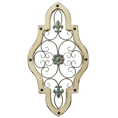 Ornate Panel Wall Decor - Stratton Home Decor