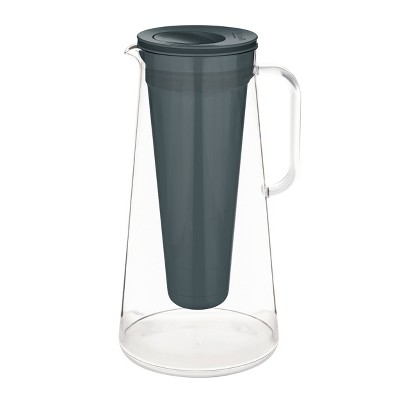 LifeStraw Home 10-Cup Water Filter Pitcher - Gray