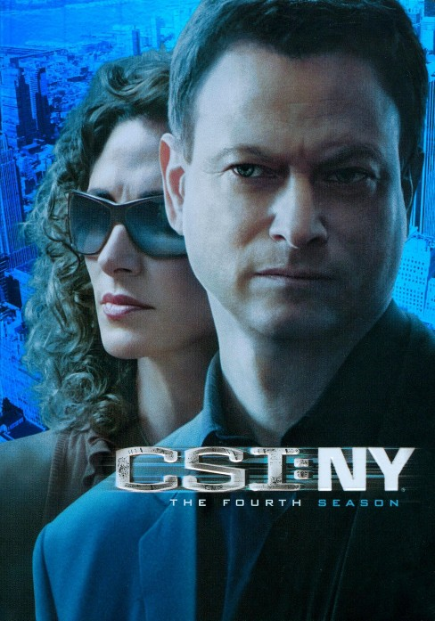 Csi:Ny:Complete fourth season (DVD) - image 1 of 1