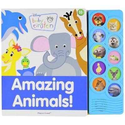 Listen and Learn Baby Einstein (Board Book)
