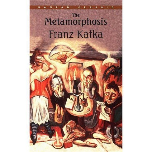 The Metamorphosis - (Bantam Classics) by  Franz Kafka (Paperback) - image 1 of 1