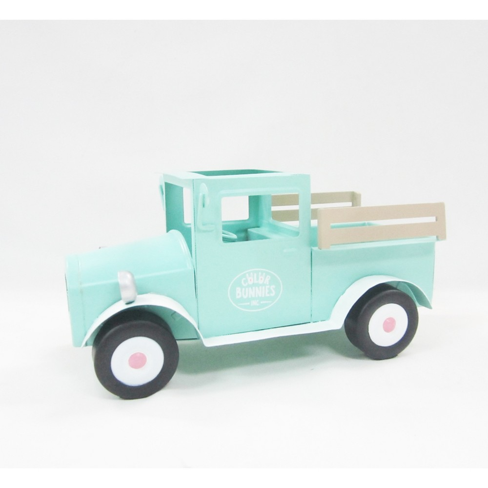 easter decor decorations home decor easter truck