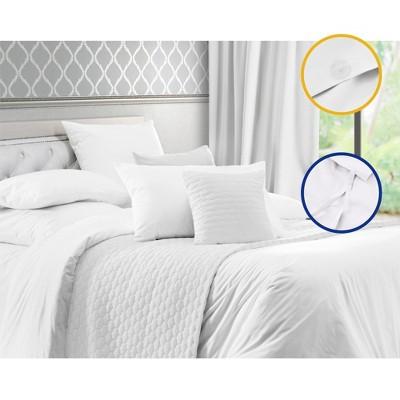 Softest Everyday Comfort 400 Sateen | 100% Cotton Duvet Cover Set | Cooling & Deep Pockets - California Design Den
