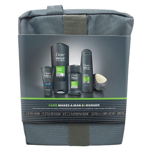 Dove Men+Care Extra Fresh Gift Bag - image 1 of 2