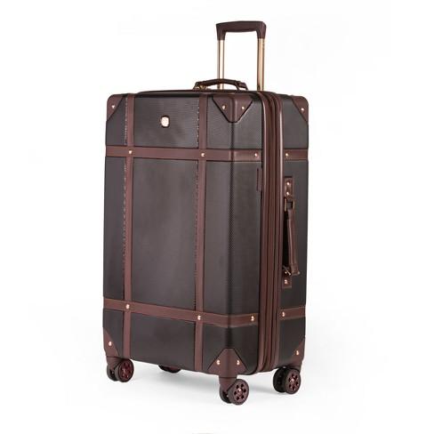 "SWISSGEAR 26"" Trunk Hardside Suitcase - image 1 of 4"