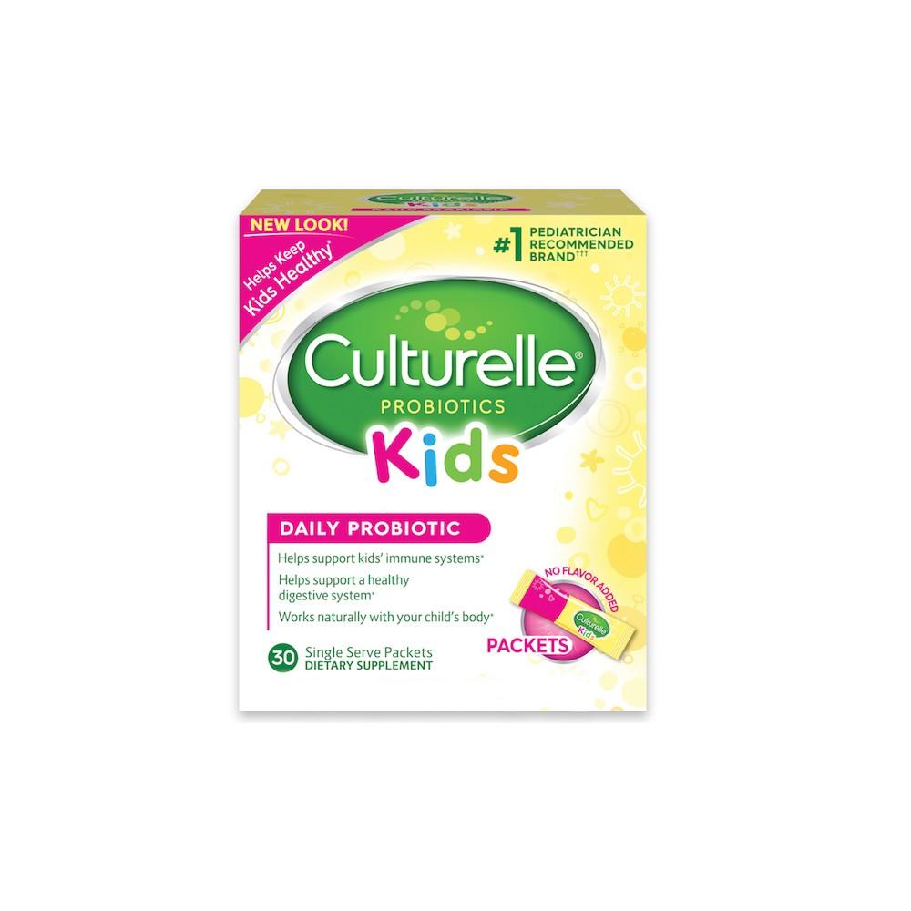 Culturelle Kids Probiotic Packets - 30ct
