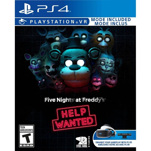 Five Nights at Freddy's: Help Wanted - VR Mode Included - PlayStation 4 - image 1 of 4