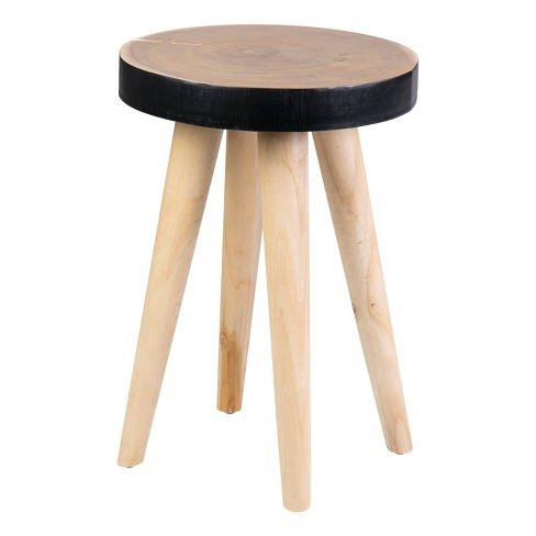Marcella End Table Black - East At Main - image 1 of 4