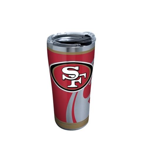 NFL San Francisco 49ers 20oz Rush Tumbler - image 1 of 1