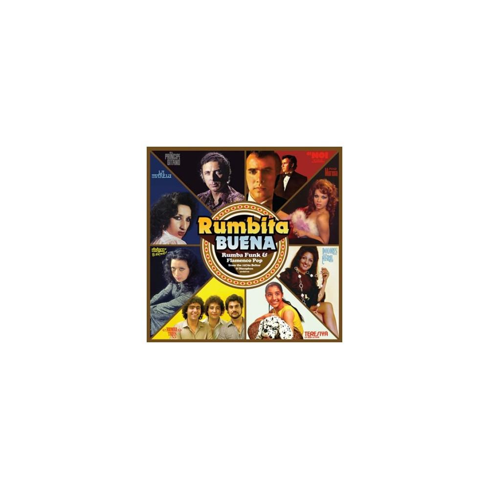 Various - Rumbita Buena:Rumba Funk & Flamenco P (CD)