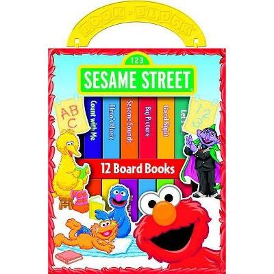 Sesame Street My First Library (Hardcover)(Phoenix)