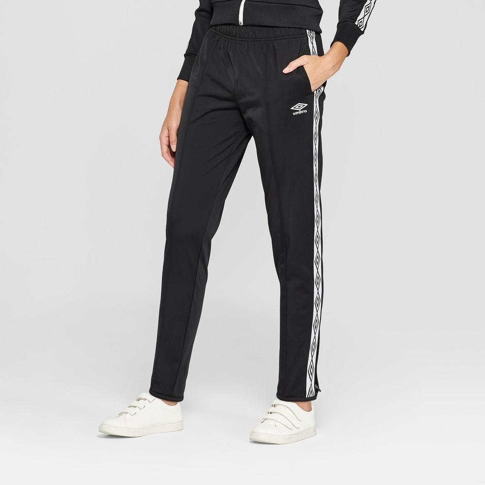 Umbro Women's Track Pants - Black Xxl