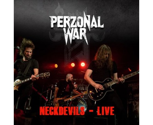 Perzonal War - Neckdevils:Live (CD) - image 1 of 1