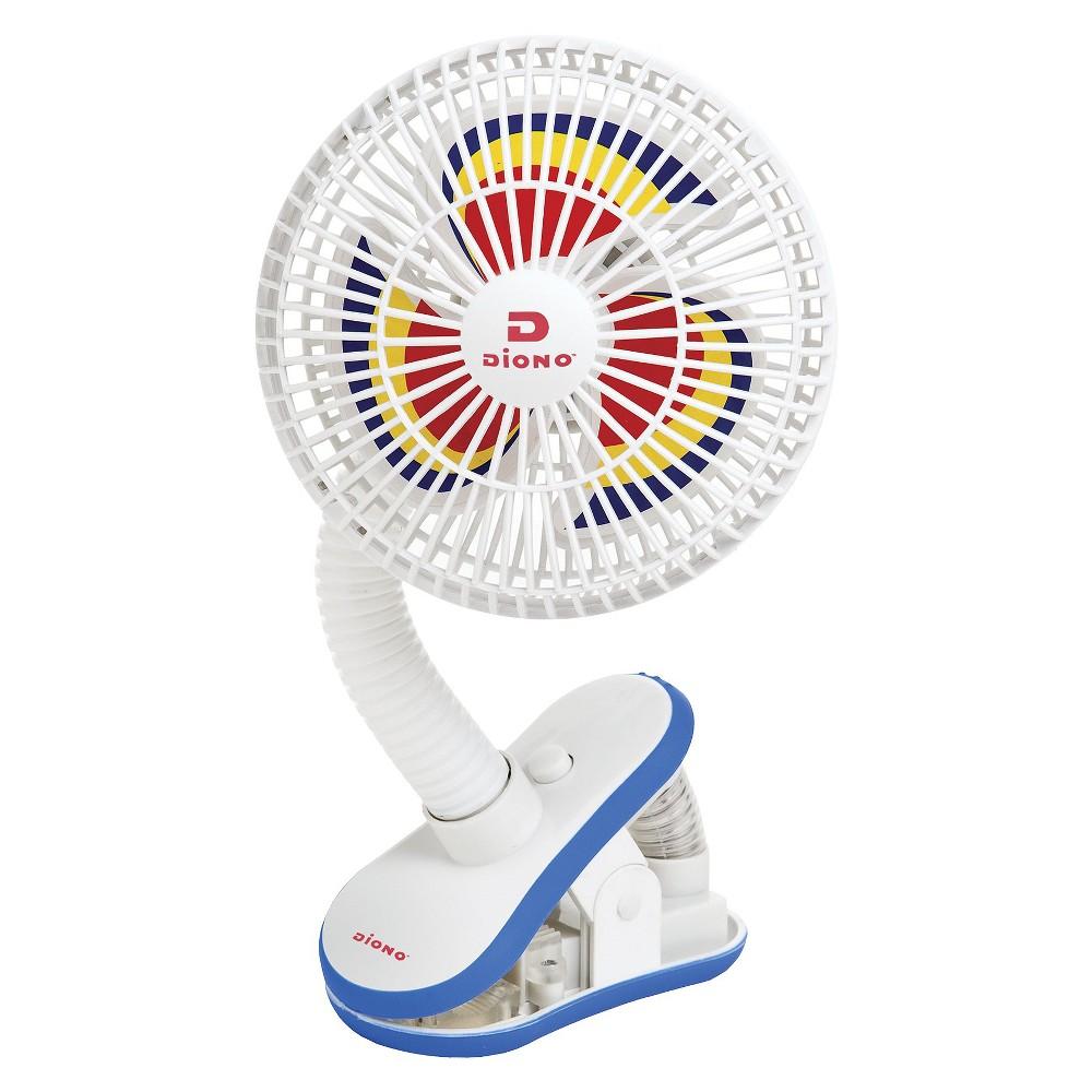 Diono Stroller Fan, White