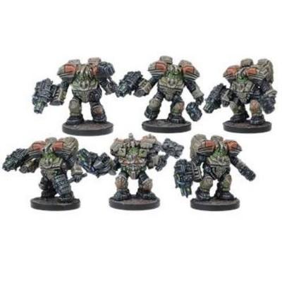 Hammerfist Drop Team Miniatures Box Set