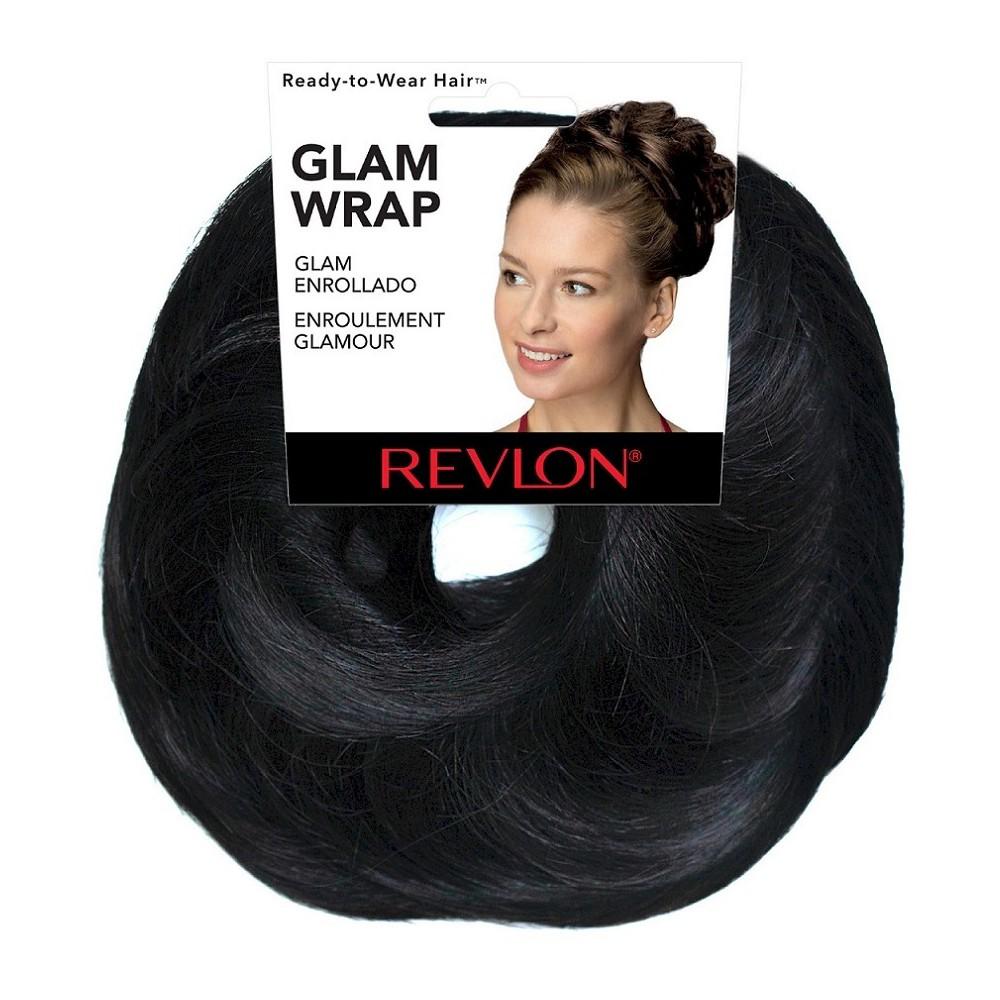 Glam Wrap - Black, Hair Extensions